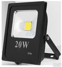 <b>Прожектор</b> светодиодный <b>ELF SLIM</b>, 20Вт, IP65, 220v — купить в ...