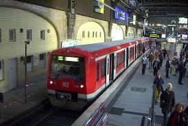 S-Bahn di Amburgo