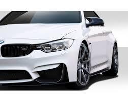 2014-2019 BMW M3 <b>F80</b> 2014-2020 <b>M4 F82</b> F83 Duraflex M ...