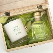 Подарочный набор Les Lumieres du Temps Зеленый чай ...