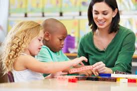 Image result for two kids with teacher