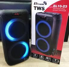 Приобрести <b>Колонка Eltronic EL10</b>-23 с <b>TWS</b> (до 120 Ватт) от ...