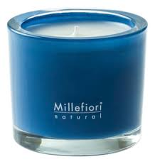 <b>Ароматическая свеча Холодная</b> вода Natural Cold Water 180г ...