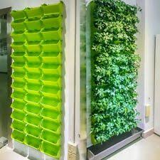 <b>Modular Type Wall</b> Flower Pots Vertical <b>Wall</b> Hanging <b>Plant</b> Pot ...