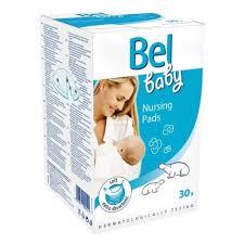 <b>Вкладыши в бюстгальтер Bel</b> Baby Nursing Pads для кормящих ...