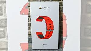 Силиконовый <b>ремешок для часов</b>. <b>Lyambda</b> 22 mm купить в ...