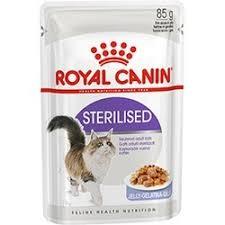 <b>Royal Canin Sterilised</b> Feline <b>паучи</b> для стерилизованных кошек в ...