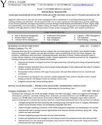 Regional Sales Manager Resume Example   Download Sample Resume