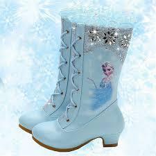 <b>2018 autumn</b> and <b>winter new</b> high boots girls princess high heeled ...