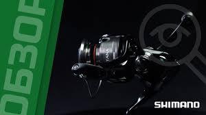 Обзор <b>катушки Shimano Catana</b> 2018 - YouTube