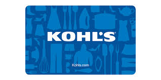 "Kohl's Gift Cards are the perfect way to say ""Thank you!"