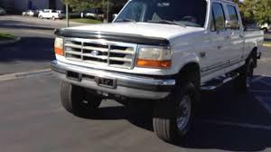 F350 Diesel For Wwwdiesel Dealscom 1997 Ford F250 Crew Cab Xlt 4x4 199k 73