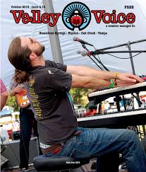 Valley Voice October <b>2015</b> by Paulie Anderson - issuu