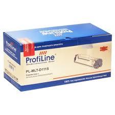 Характеристики модели <b>Картридж ProfiLine PL-MLT-D111S на</b> ...