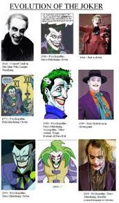 The Joker <b>evolution</b> | Harley Quinn and The Joker | <b>Batman</b>, <b>Batman</b> ...