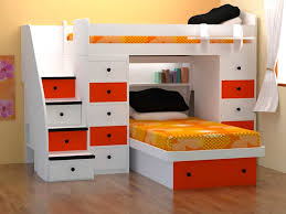 Kids Bedroom For Small Spaces Bunk Beds For Small Spaces Bedroom Kids Modern Room Ideas Shared