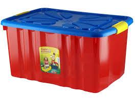 <b>Ящик для игрушек</b> «Полимербыт», 60х40х30 см - купить по цене ...