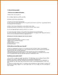 interview question and answer examples   lease templateinterview question and answer examples    png essay examples cause and effect resume critical thinking problem