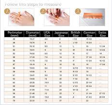 Men <b>Women Crystal Zircon Stone</b> Ring High Quality Silver Gold ...