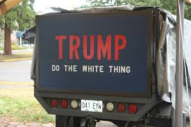 Image result for trump supporter sexist sign