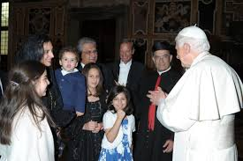 an honor from the pope nijad i fares last summer