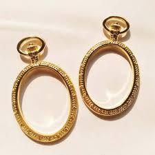 Online Shop GLADZGT <b>5 pcs</b>/lot Oval pocket watch Frame Pendant ...
