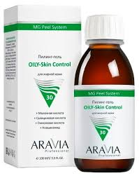 ARAVIA Professional Professional <b>пилинг</b>-<b>гель</b> для лица OILY-<b>Skin</b> ...