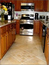 floor tiles design ideas impressive interior likable wooden brown small kitchen cabinet design and awesome