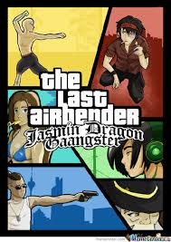 The Last Airbender Gta by new123 - Meme Center via Relatably.com