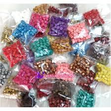 Wax Beads for Wax Seal – Approximately <b>80pcs</b> (<b>1</b>) | Shopee ...