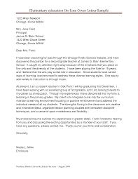 Sample Cover Letter For Fresher Teacher Job Application How to get Taller