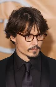 Image result for johnny depp glasses