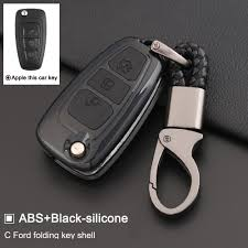 New <b>ABS Silicone car key</b> house for Ford Kuga Escape Ecosport ...