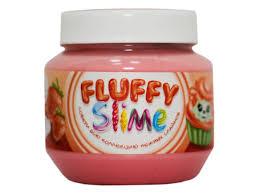 <b>Слайм KiKi</b> Fluffy, <b>Monster</b>`s <b>Slime</b> Клубника 250 мл купить в ...