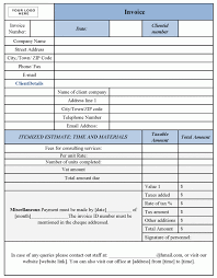 sample consulting invoice management consulting invoice template sample templates sample consulting invoice 2214