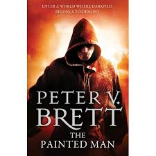 The <b>Painted Man</b>, Demon Cycle : Book 1 by Peter V. Brett ...