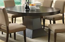 Pedestal Dining Table Coaster Myrtle Pedestal Dining Table 103571 At Homelementcom