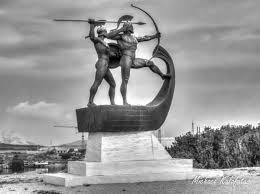 「Battle of Salamis memorials」の画像検索結果