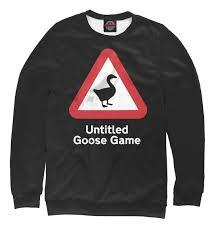 Свитшот <b>Untitled Goose</b> Мужской