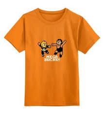 """Детские <b>футболки</b> c необычными принтами """"халк хоган"""" - <b>Printio</b>"""