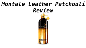 <b>Montale Leather Patchouli</b> Review - YouTube