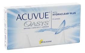 <b>Контактные линзы</b> ACUVUE Acuvue Oasys Двухнедельные, -4.00 ...
