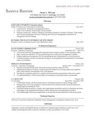 relevant coursework resume finance