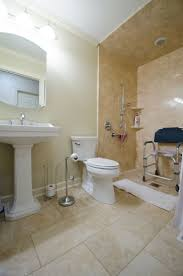 bathroom x handicap