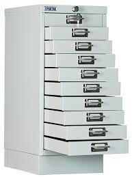 Шкаф архивный <b>ПРАКТИК MDC</b>-<b>A4</b>/650/10 купить по цене 9156 ...