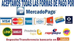 Resultado de imagen para logos mercado pago