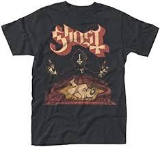 <b>GHOST INFESTISSUMAM</b> TS: Amazon.co.uk: Clothing