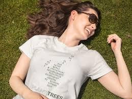 <b>Women's t-shirt</b>: '<b>Plant</b> Trees' | Trees for Life