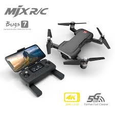 Mjx b4w bugs 4w <b>5g</b> wifi fpv gps brushless 4k camera rc drone