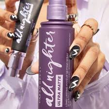 ALL-NIGHTER ULTRA MATTE SETTING SPRAY ...
